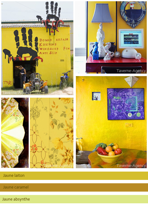 Yellow Home