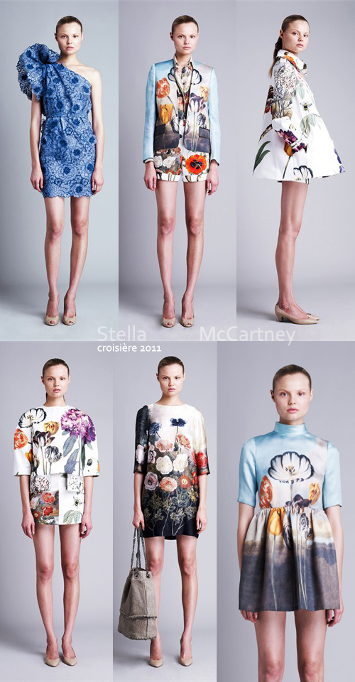 stella mccartney  u2013 collection croisi u00e8re 2011